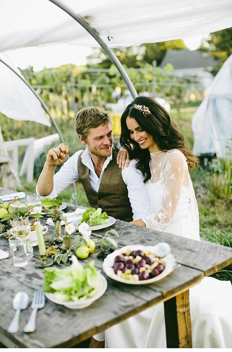 elegant farm wedding inspirations, photo: Henry & Mac | www.hochzeitsguide.com