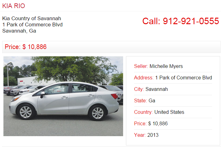 Tell N Sell Com Free Savannah Classifieds Kia Rio Post Free Ads Cars For Sale
