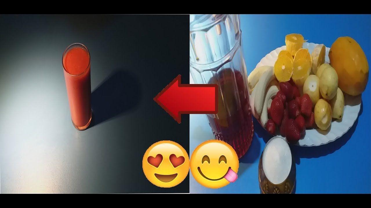 احسن طريقة لعمل عصير الكوكتيل بالكركدية في البيت طريقة سهلة وسريعة Novelty Lamp Decor Home Decor