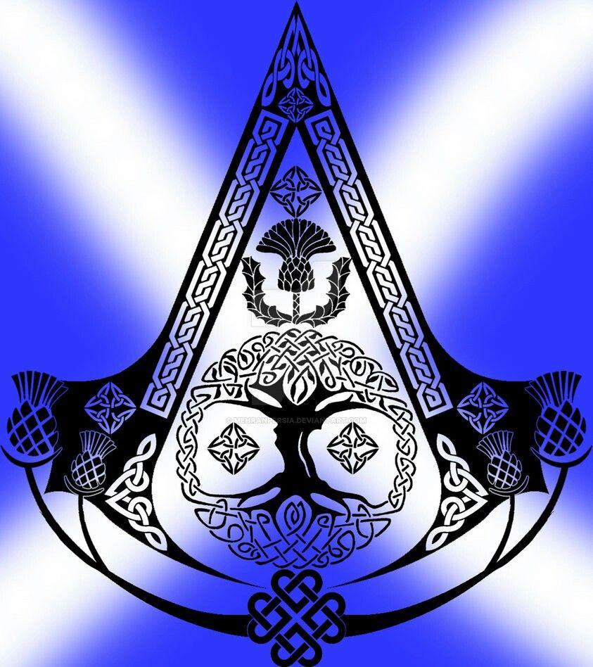 Pin By Eduard Schnabl On Nada Es Verdad Todo Esta Permitido Assassins Creed Artwork Assassins Creed Tattoo Assassins Creed Logo