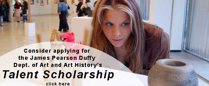 Scholarships - Art - Wayne State University
