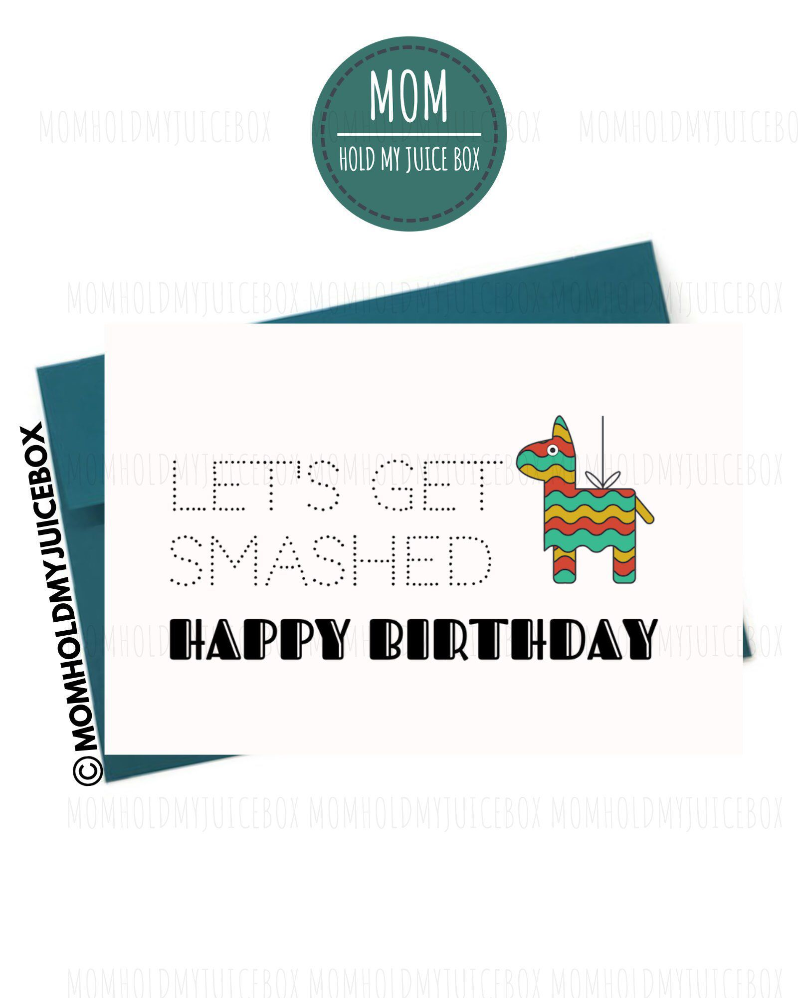 Excited To Share The Latest Addition My Etsy Shop Happy Birthday Friend 21st Gift For Her Funny Card Printable