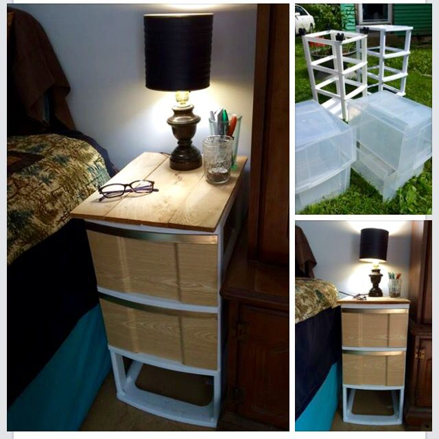 from cheap plastic drawers to shabby chic night stands cedar shimsu003d