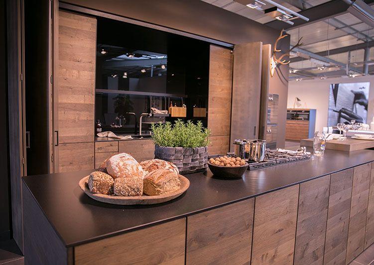 Küche Schiebetüren Holz Küchenideen Pinterest - schiebetür für küche