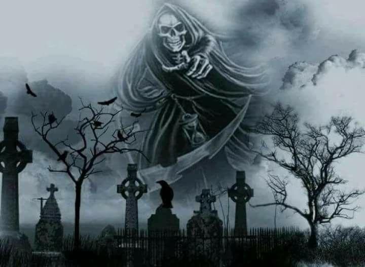 Picture Friedhof Tattoo Horror Tattoo Friedhof 4