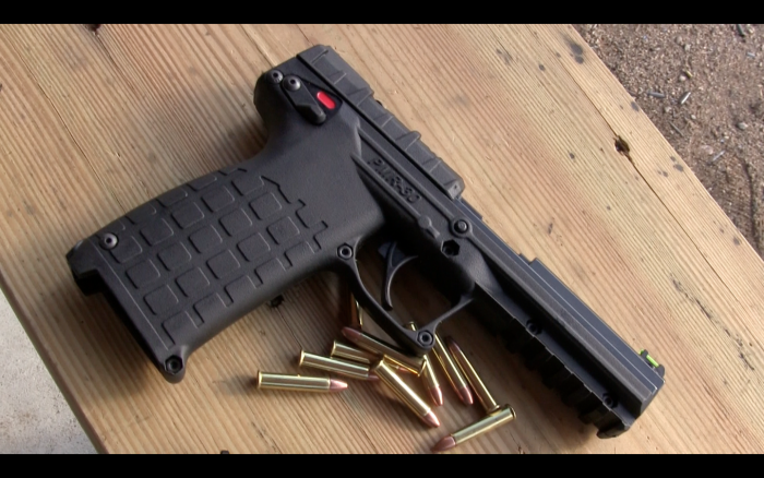 KelTec PMR30 The PMR30 is a light weight, full size