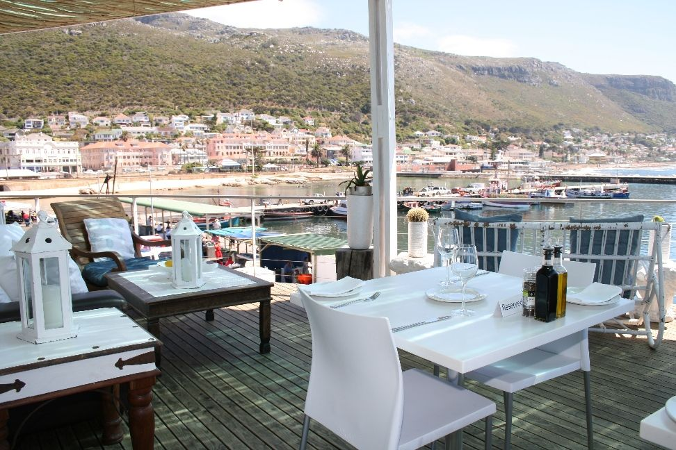 Harbour House Kalk Bay, 15 minutes from Afton Grove