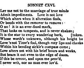 Sonnet 116 Love Quotes Quotes Hopeless Love