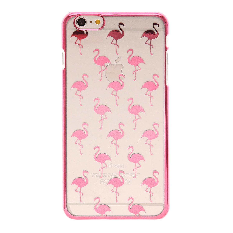 coque iphone 6 plus flamand rose