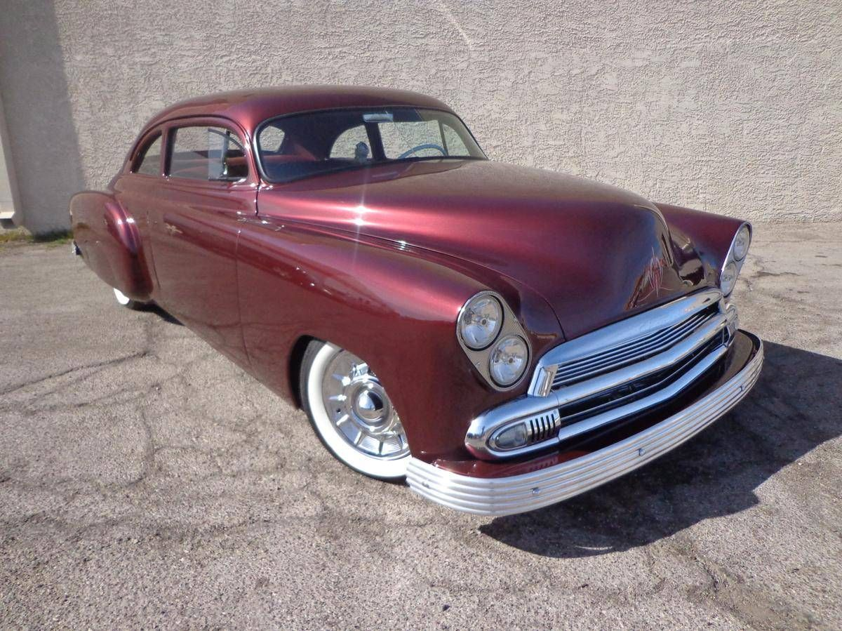 1951 Chevrolet Styleline Lead Sled Coupe - Image 1 of 15 | Cars and ...