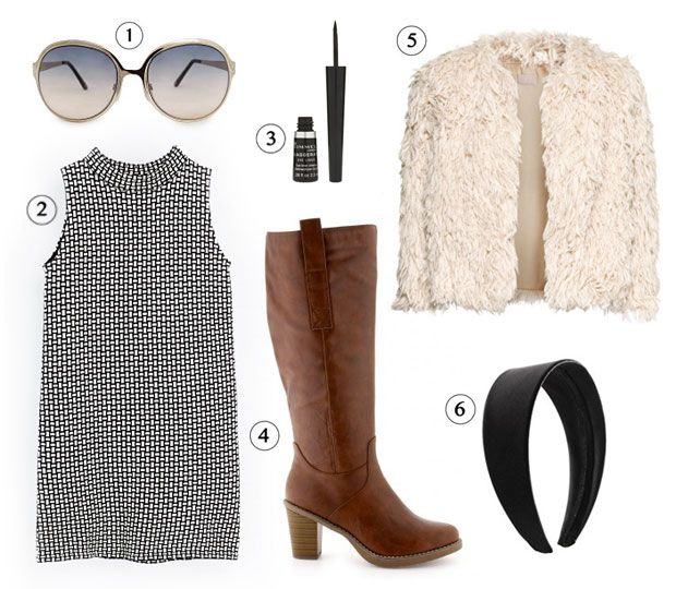 Get The Look des 60s — Spécial Good Morning England ! sixties1 - Baby Doll - i should definitely try these styles, I already have the whole outfit.