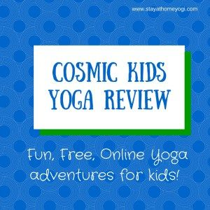 cosmic kids yoga review