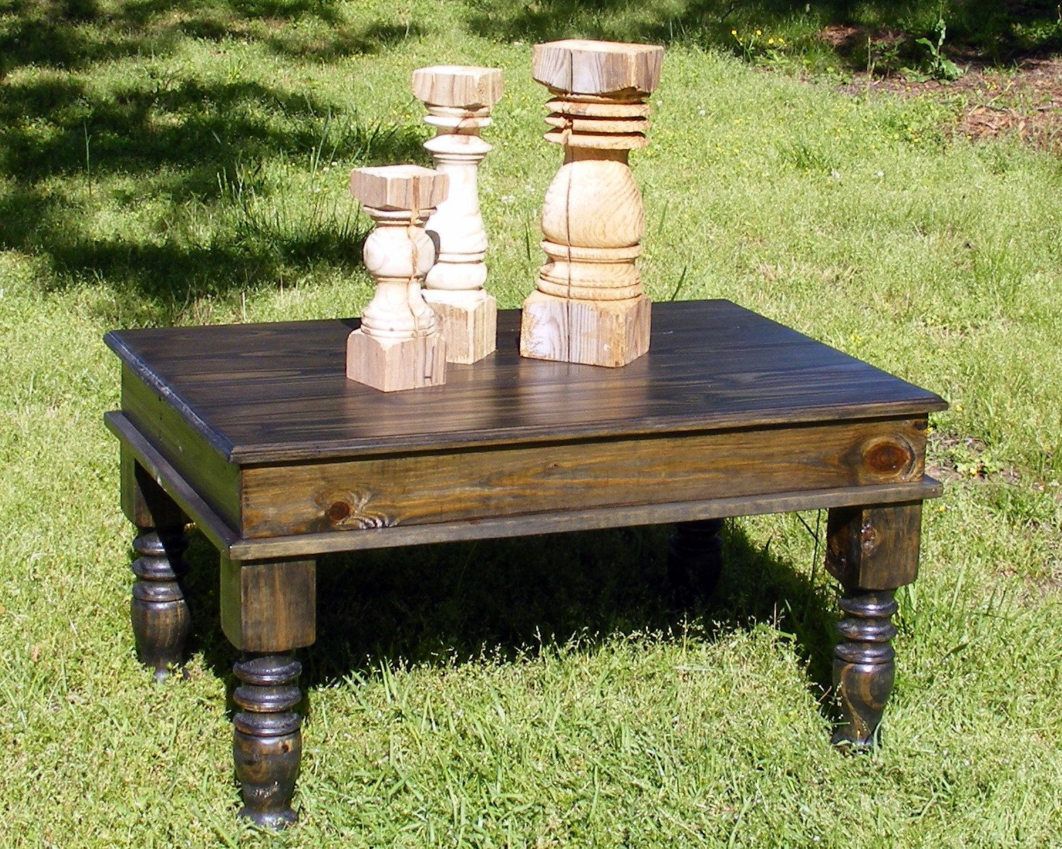 Ebony Coffee Table With Beautiful Hand Carved Legs And A Etsy Carved Legs Coffee Table Hand Carved [ 1194 x 1493 Pixel ]