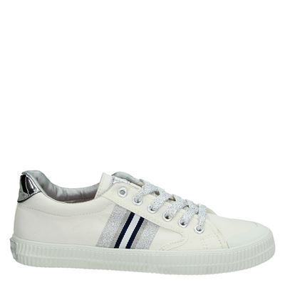 Replay dames lage sneakers wit | Sneaker, Schoenen sneakers ...