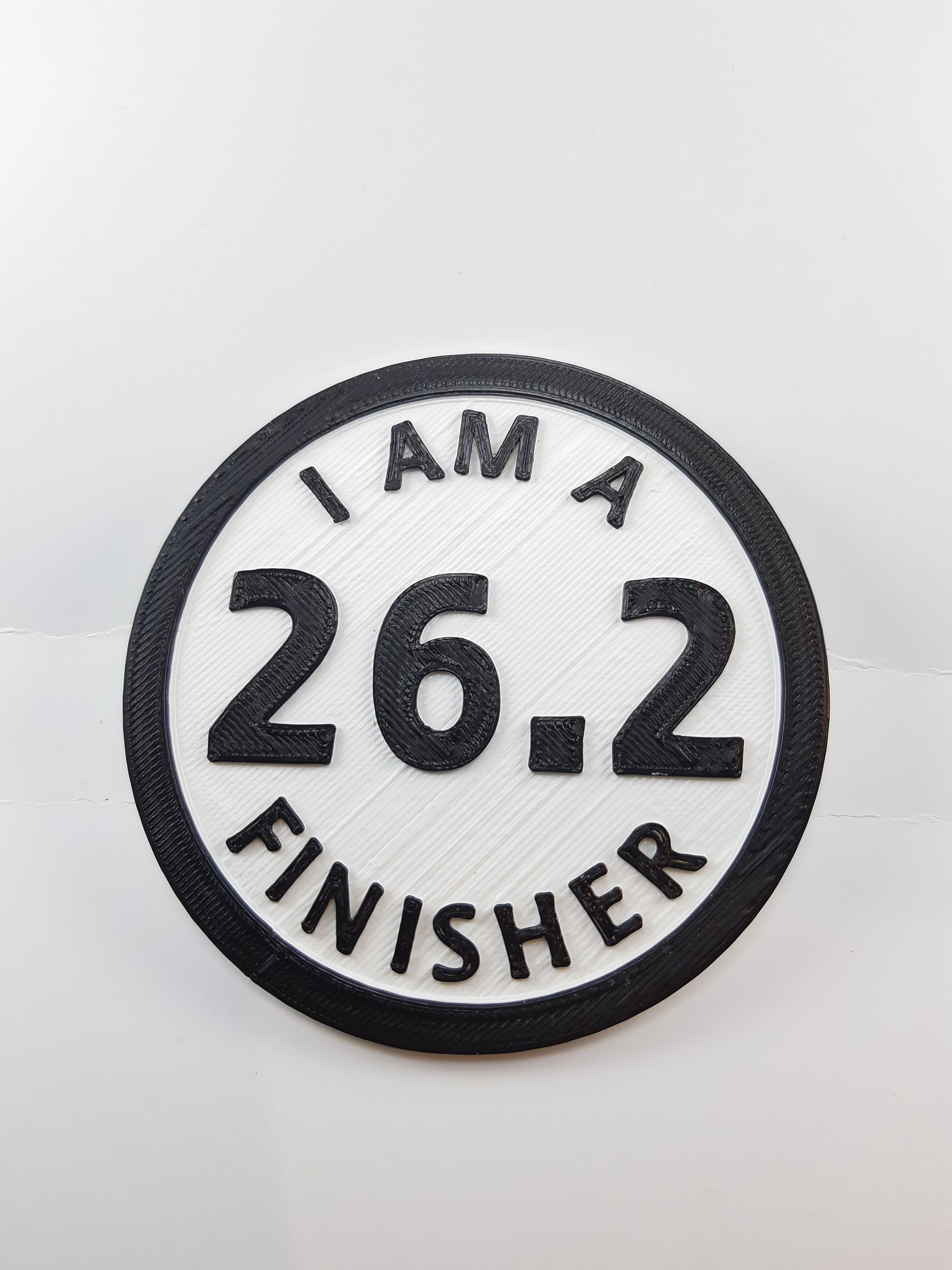 Drink Coasters Just For Runners Show Off Your Run Accomplishments All To See Makes A Great Christmas Or Birthday Gift 3D Printed By Sprdesign On