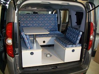 c tech campingvan minicamper renault kangoo camper camping camping pinterest. Black Bedroom Furniture Sets. Home Design Ideas