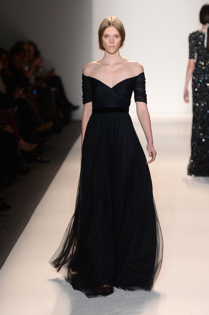 2013 Fall New York Fashion Week: Jenny Packham