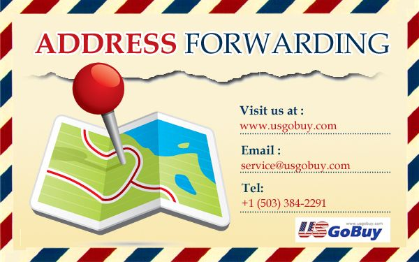 Address forwarding and mail forwarding for goods shopped online in USA is  becoming a popular service