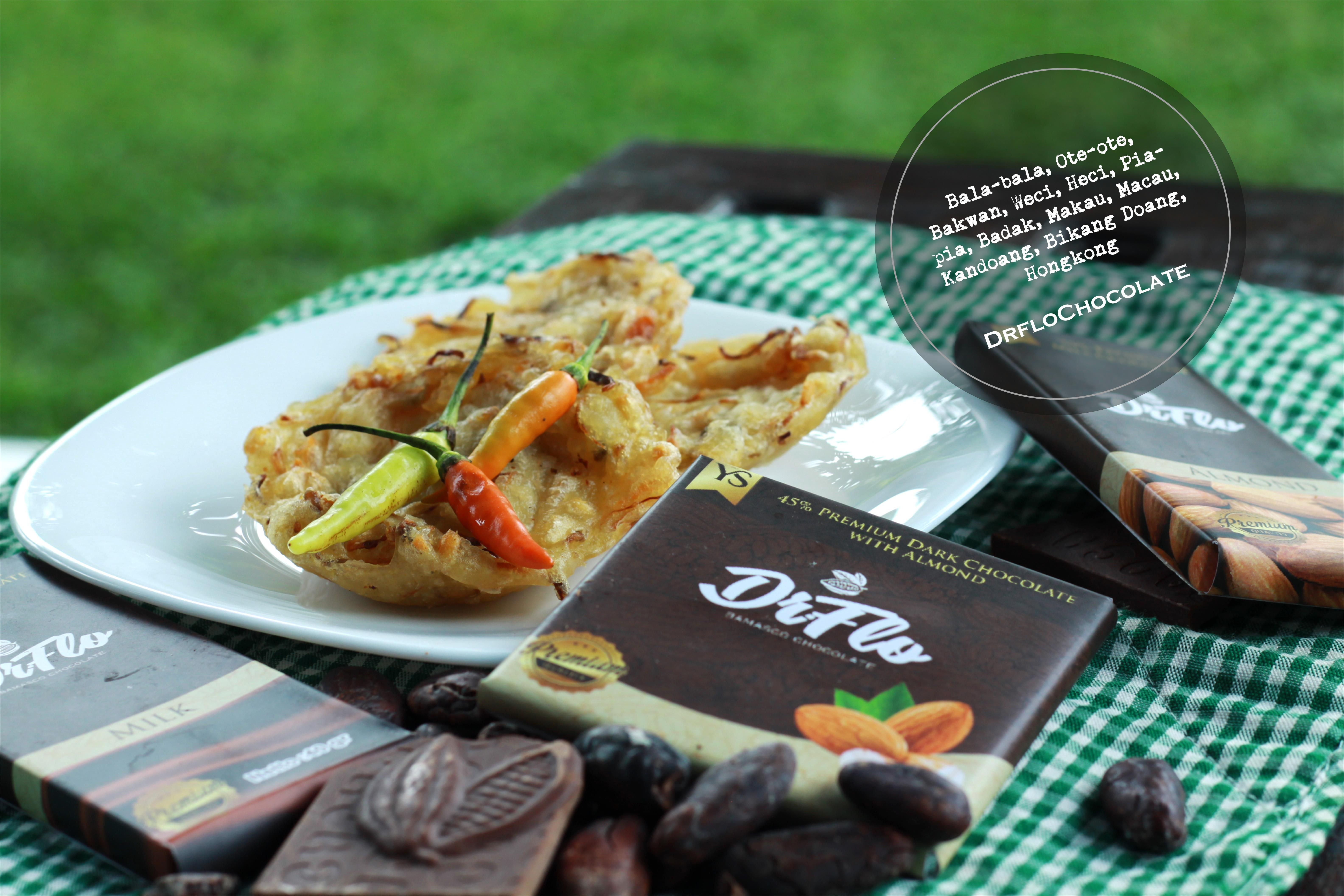 Bala Bala Ote Ote Bakwan Weci Heci Pia Pia Badak Makau Macau Kandoang Bikang Doang Hongkong Kekayaan Budaya Indonesia Den Makanan Cokelat Indonesia