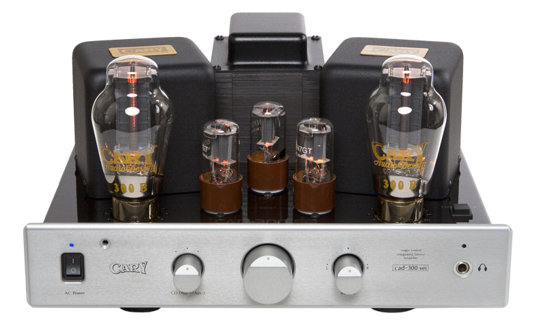 Cary Audio 300 SEI 300B Tube Amplifier