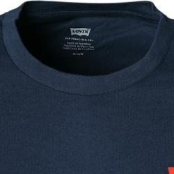 Photo of Levi's® Herren Tshirt, Baumwolle, navy blau Levi's
