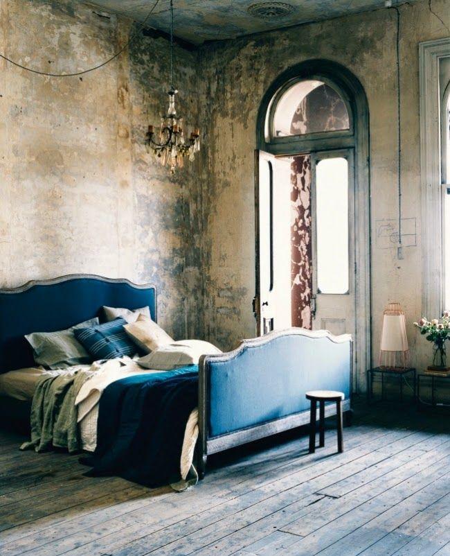 Slaapkamer bleu, franse stijl   chelsea upholstery & roman shades ...