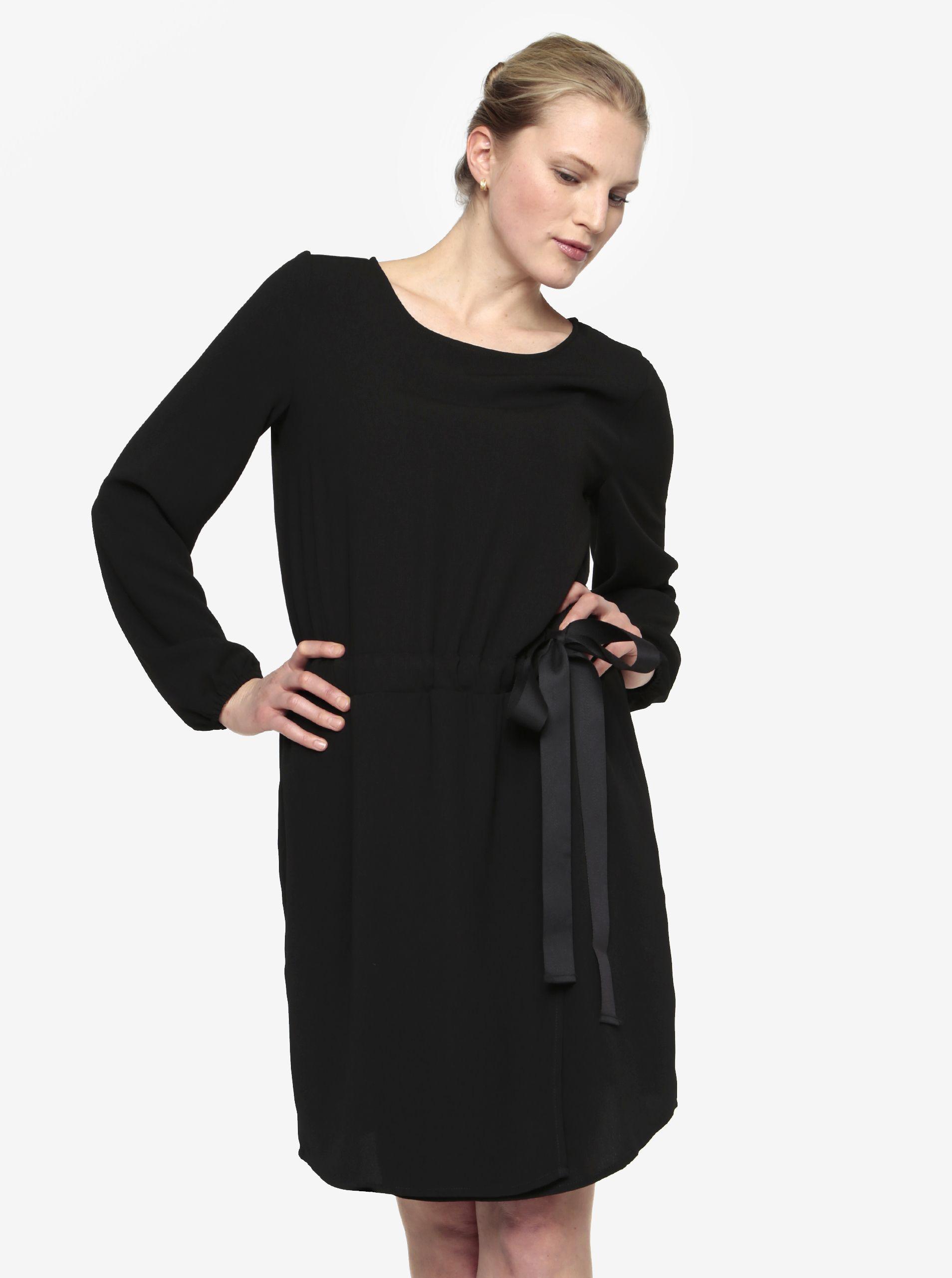 Krásne šaty na krásne dni. Typ  rovné šaty s dlhým rukávom 81a0af729a2