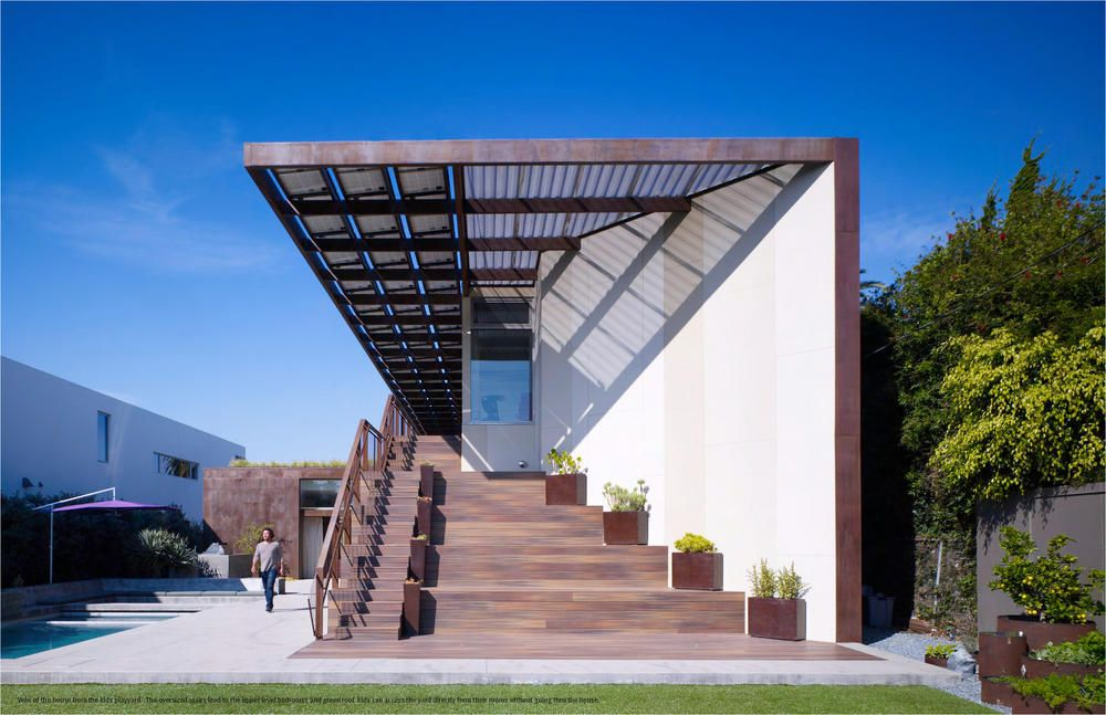 Yin Yang House; Venice, California AIA Selects the 2013 COTE Top Ten Green Projects