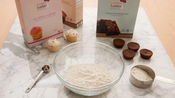 Open sky shopping page (better batter gluten free flour)