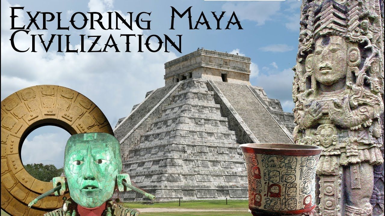 Exploring Maya Civilization for Kids: Ancient Mayan Culture Documentary for Children - FreeSchool - YouTube