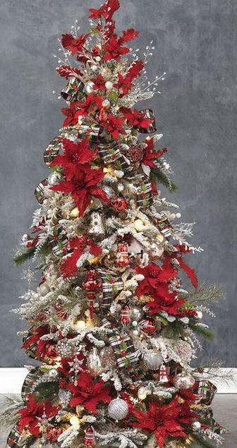 Christmas Tree Decorating Ideas_20 DIY - Tips Tricks Ideas Repair