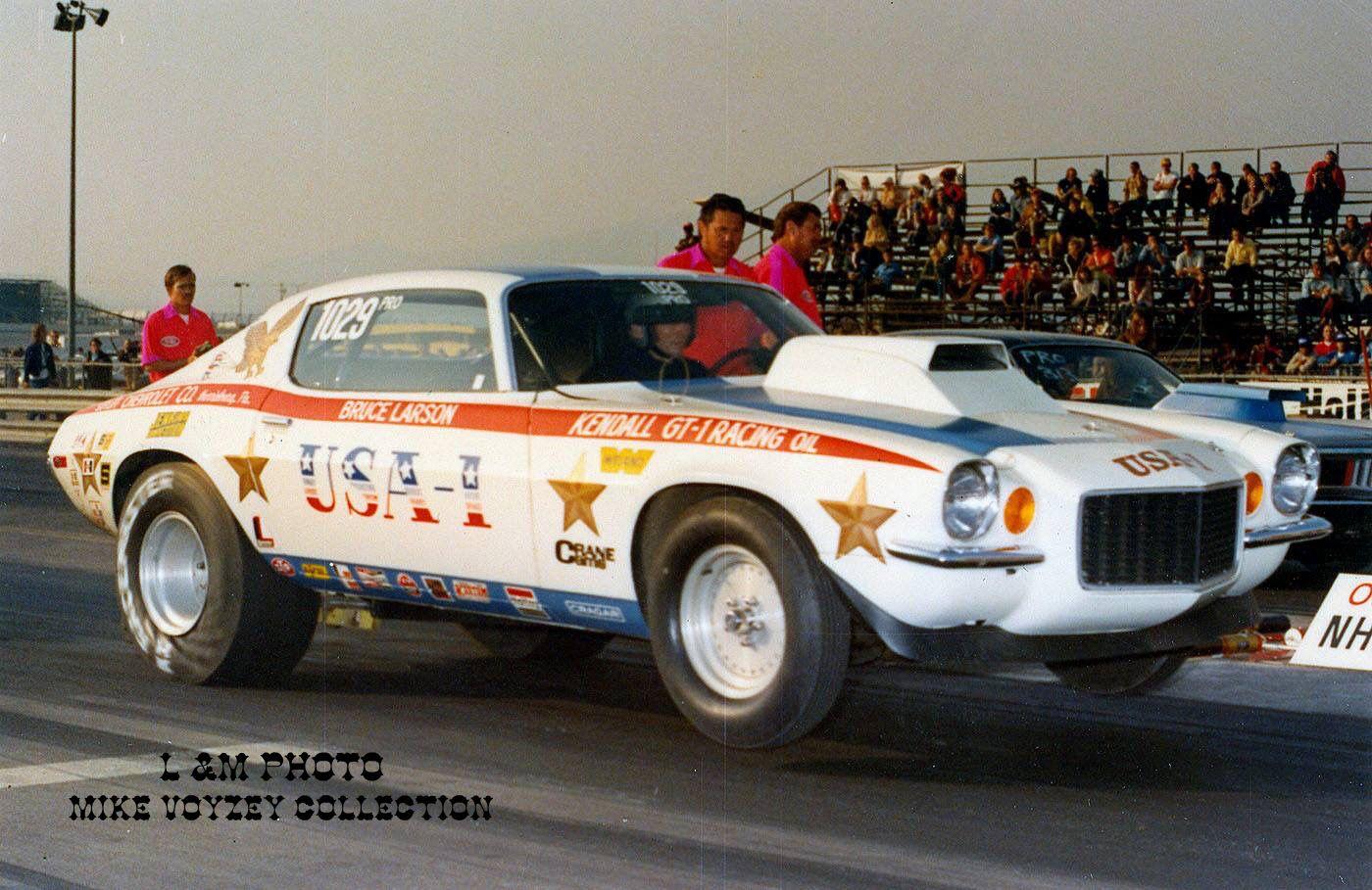 Bruce Larson. OldSchoolNHRA Drag racing cars, Old race
