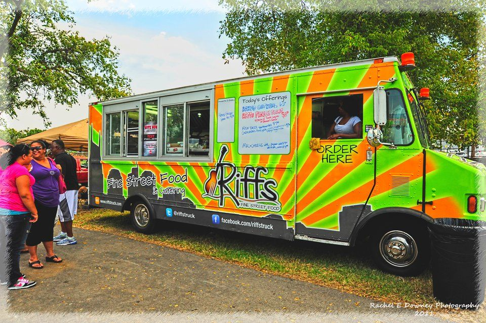 Grab the finest from Riffs Fine Street Food! Nashville