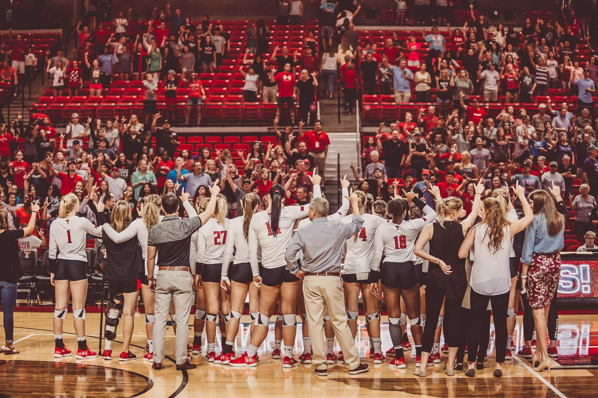 Texas Tech Unveils 2018 Volleyball Schedule Texas Tech