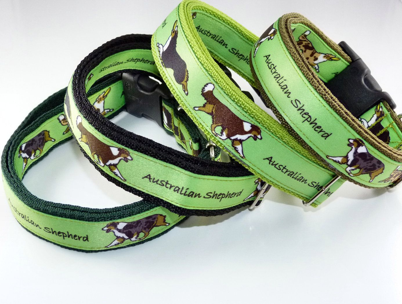 Halsband 25mm breit / dog collars