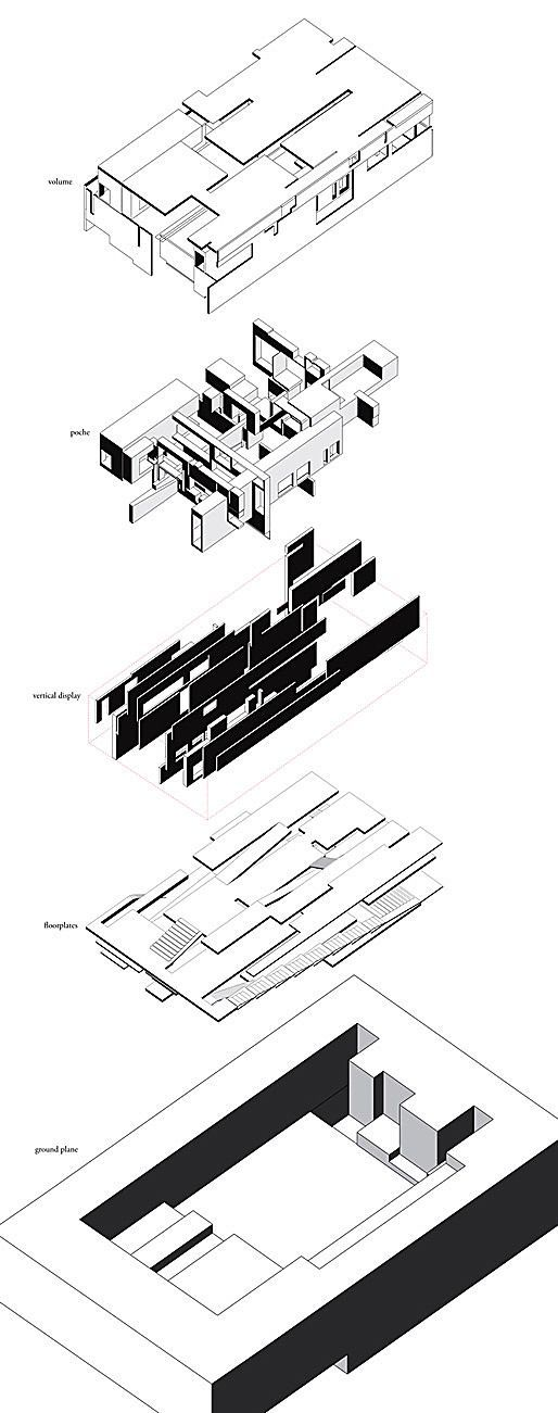 5 Projects  Interview 5  Alex Maymind      Design      Axonometric    drawing     Architecture