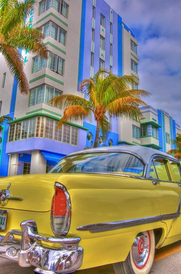 ✮ Ocean Drive | Art, Arts and Crafts | Pinterest | Ocean, Miami and ...