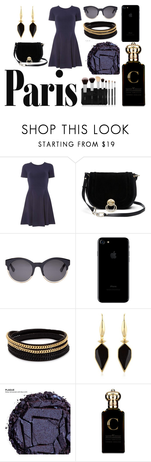 """Sin título #915"" by soolalcalde ❤ liked on Polyvore featuring Dorothy Perkins, Diane Von Furstenberg, Christian Dior, Vita Fede, Isabel Marant, Urban Decay, Clive Christian and fallgetaway"