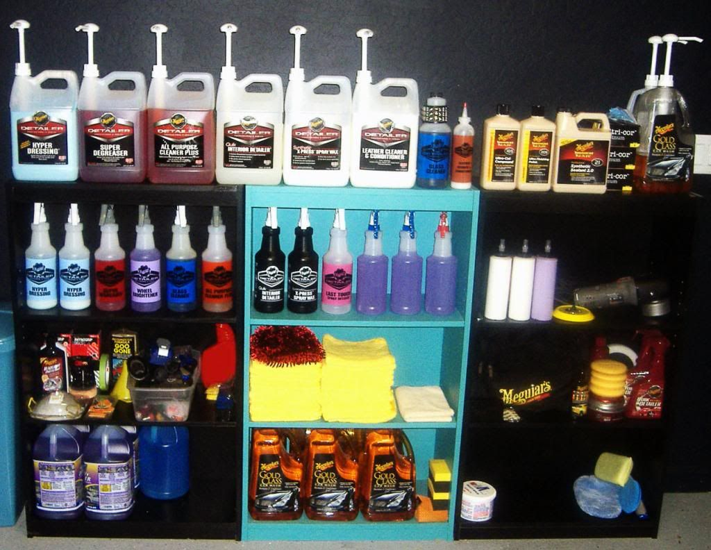 5 Meguiar's Auto Detailing Products Every Car Owner Should