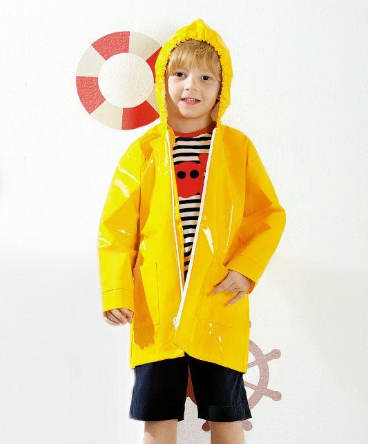 2c2672f1998 Capa de chuva infantil