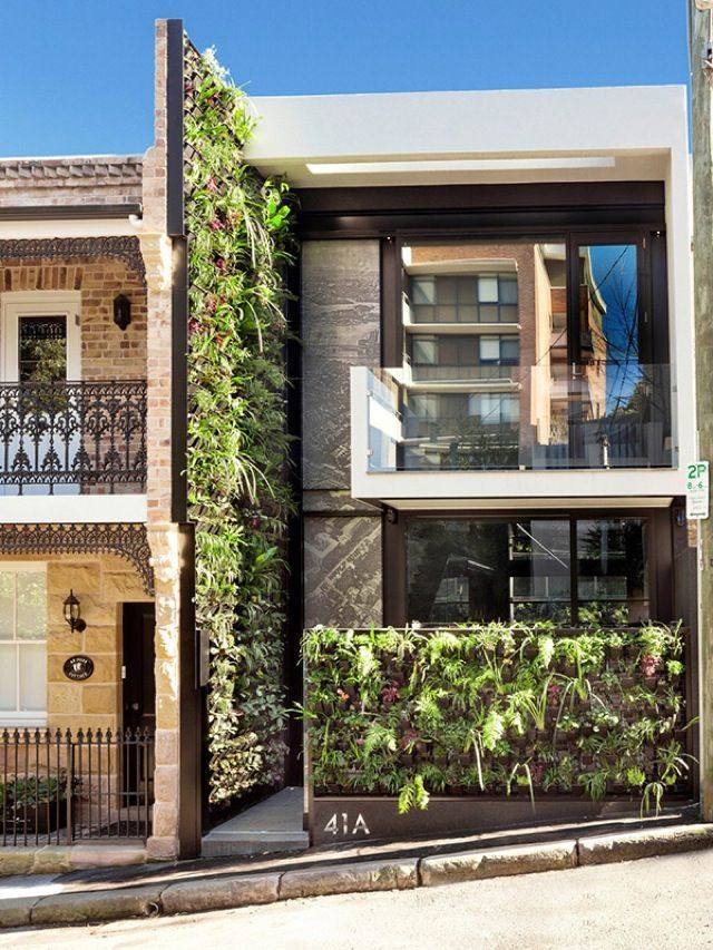 Diseños De Casas, Casas Ecologicas, Fachadas