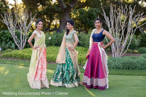Maharani with bridesmaids http://www.maharaniweddings.com/gallery/photo/100275