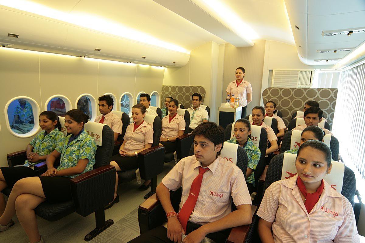 AirHostess Aviation CabinCrew Training Institute