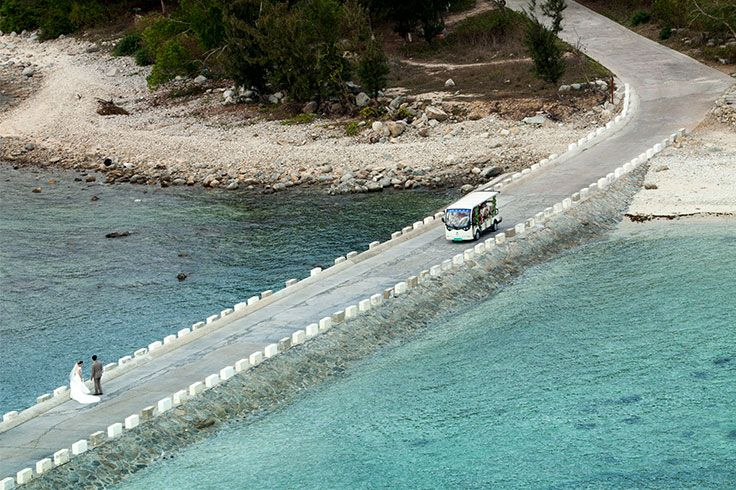 West Island #Sanya #Whererefreshingbegins