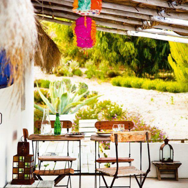 Un jardin nature apaisant et po tique terrasse cabane de pecheur maison au portugal et - Maison de pecheur portugal ...