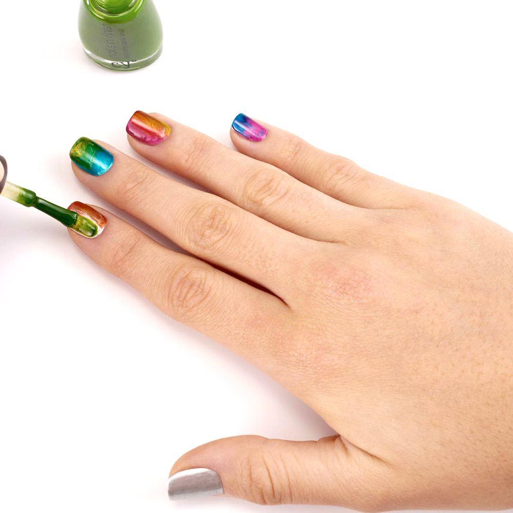 Esmaltes para uñas-esmalte de uñas cyº nails in! finish paint ...