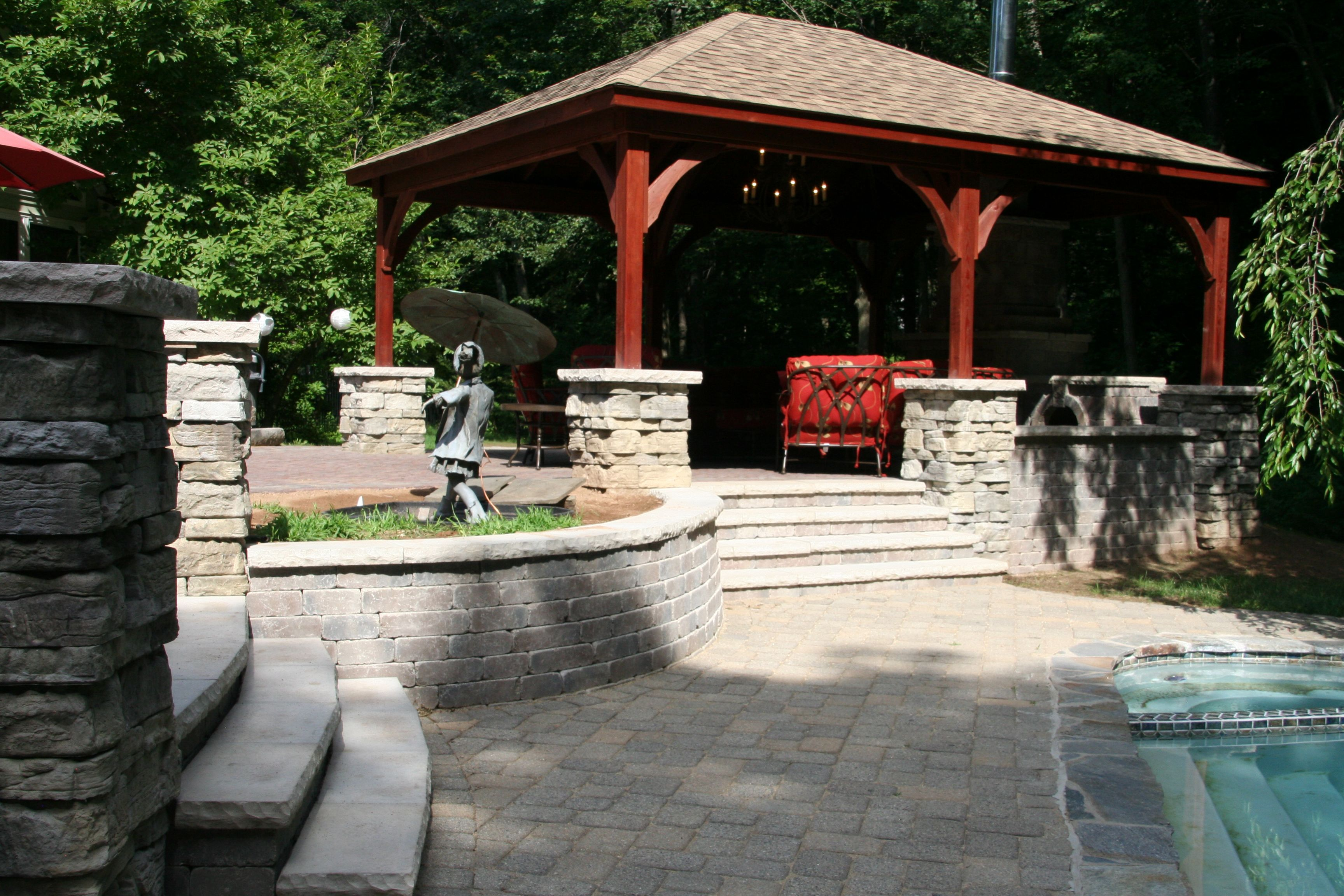 create the ultimate outdoor living space retaining walls