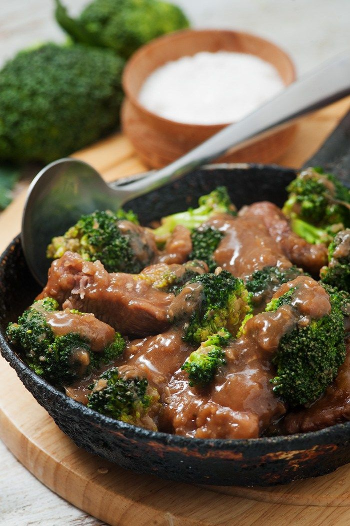 Keto Beef and Broccoli #beefandbroccoli