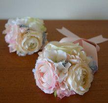 ハワイウェディングに♪ ヘッドドレス&リストレット♡ |Ordermade Wedding Flower Item MY FLOWER ♪ まゆこのブログ