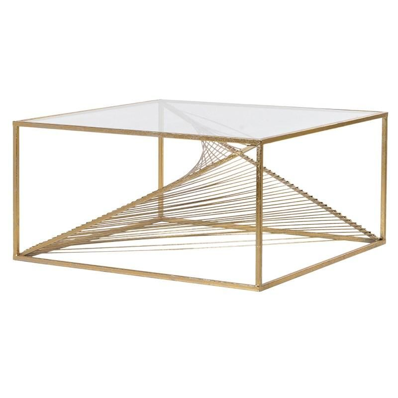 Genoise Gold Coffee Table Shropshire Design Gold Coffee Table Coffee Table Square Luxury Furniture Living Room